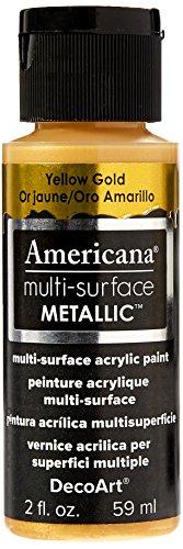 DecoArt Americana Multi Surface Metallic 2 Ounce