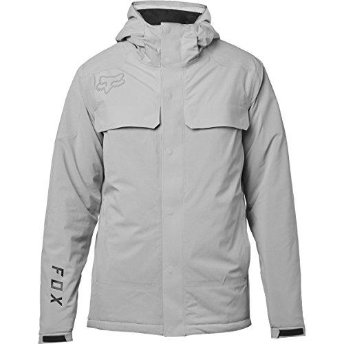 Fox Racing Men's Redplate Flexair Jackets,Large,Steel Grey