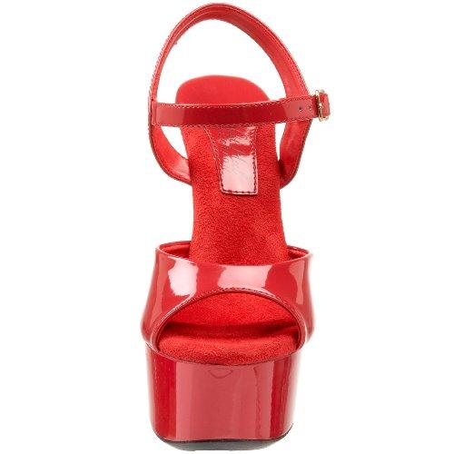 Platform The Sabrina Patent Heel Red Women's Highest Sandal qw1fPIAH