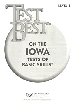 By STECK-VAUGHN Test Best ITBS: Test Workbook Grade 2 (Level 8) (1st First Edition)