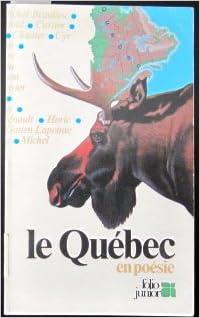Lire en ligne Le Québec en poésie pdf