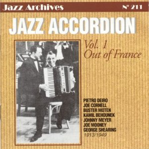 Jazz Accordion, Vol.1: Out of France ()