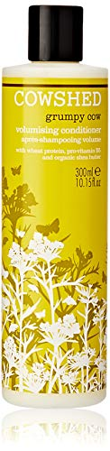 Cowshed Grumpy Cow Volumising Conditioner for Unisex, 10.15 Ounce