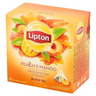 - Lipton Peach & Mango Black Tea (Pack of 3)