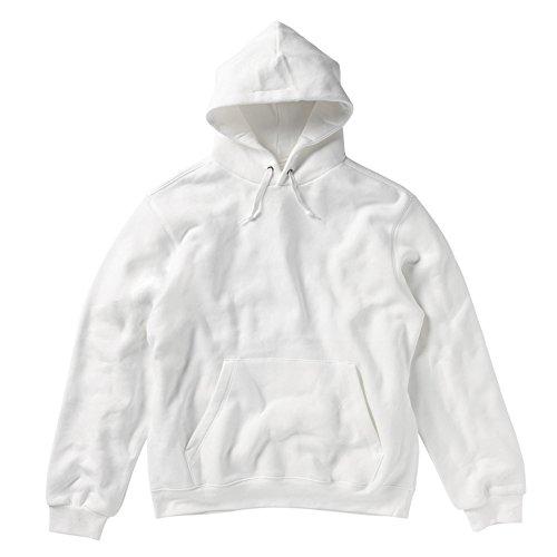 - SG Ladies/Womens Plain Hooded Sweatshirt Top / Hoodie (S) (White)