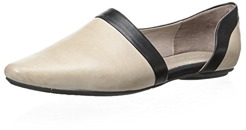 Genova Leather - Chocolat Blu Women's Genova Sandal, Taupe Leather, 36 M EU/6 M US