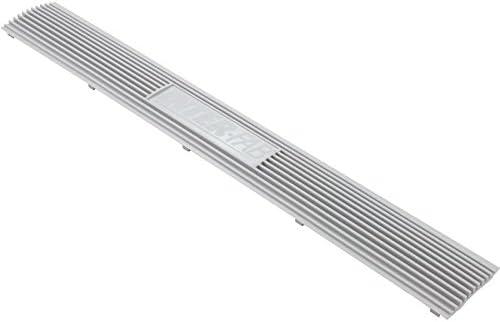 Gray Inter-Fab End Cap Sure-Step Ladder