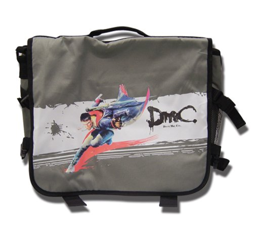 Amazon.com | Devil May Cry Dante Gray Messenger Bag ...