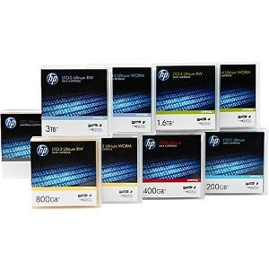 HP LTO Ultrium-7 Data Cartridge ,LTO-7 Ultrium WORM Data Tape C7977W by hp