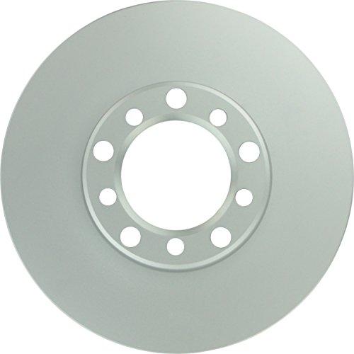 (Bosch 36010945 QuietCast Premium Disc Brake Rotor, Front)