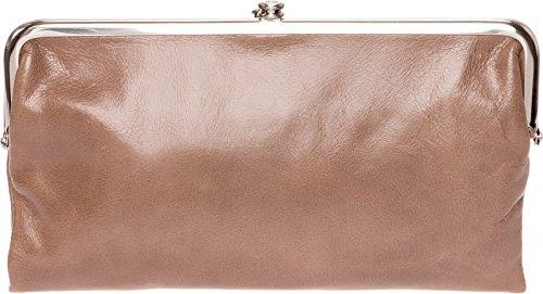 Hobo Womens Lauren Vintage Wallet Clutch Purse (Ash) by HOBO