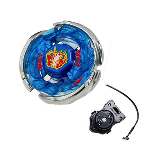 XSZLL Spinning Tops Burst Storm Pegasus BB-28 105RF Legends Metal Fusion Battling Top Gaming Toy with Launcher