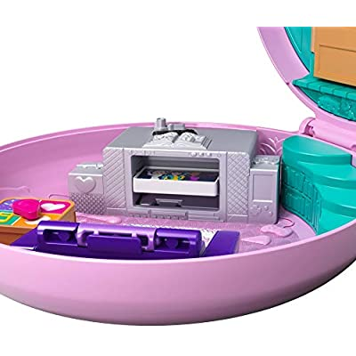 Polly Pocket Donut Pajama Party: Toys & Games
