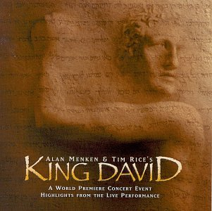 Alan Menken & Tim Rice's King David by Walt Disney Records