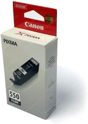 Amazon.com: Pigmented Black Original Ink Cartridge for Canon ...
