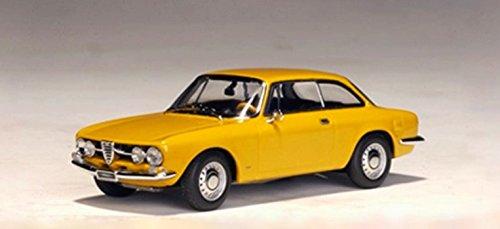 Alfa Romeo 1750 GT Veloce Orange 1/43 Diecast Car Model Autoart