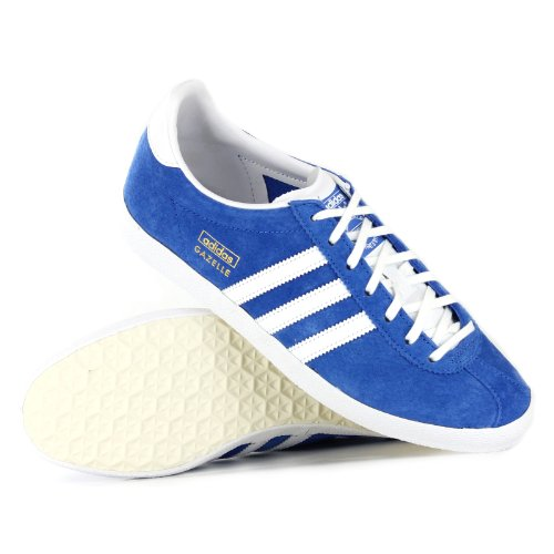 Royal Deportivas Para Originals Bright Hombre Metallic gold white Gazelle Zapatillas Adidas tW0ngOq5