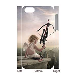 3D Bumper Plastic Case Of Cupid customized case For Iphone 4/4s
