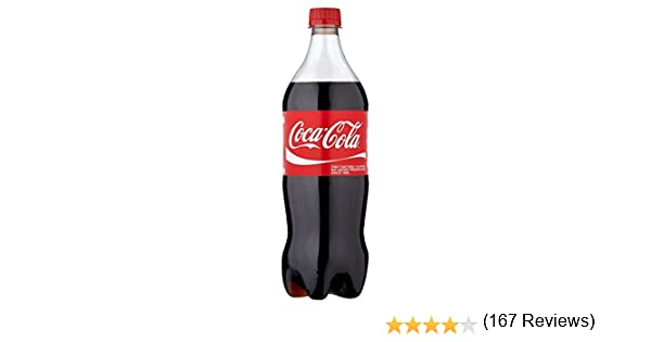 Coca Cola (1L) (Paquete de 6): Amazon.es: Alimentación y bebidas