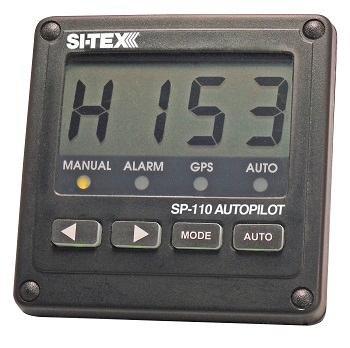 SI-TEX SP-110 System w/Rudder Feedback & NO Drive Unit (Unit Feedback Rudder)