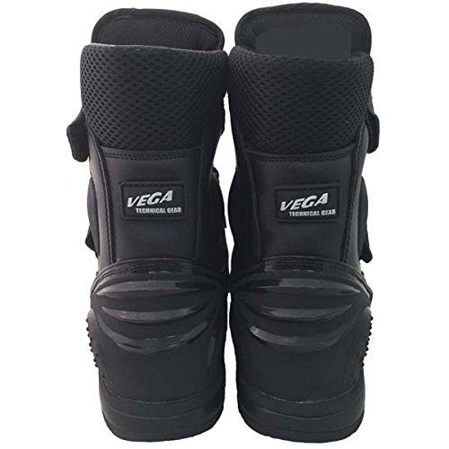 Vega Night Train Boots (Black, Size 10) by Vega Technical Gear (Image #1)