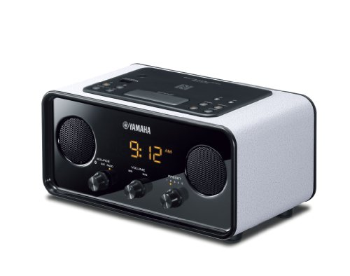 Yamaha TSX B72WH Desktop Audio System