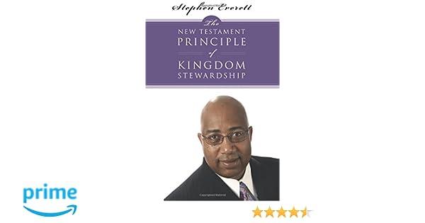 Stewardship Principles for Kingdom Living