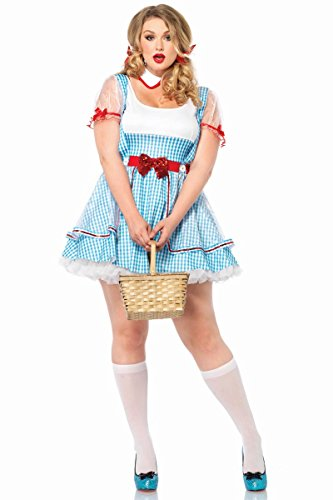 Oz Beauty Adult Costume - Plus Size (Dorothy Adult Womens Plus Size Costumes)