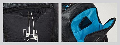 Babolat - Maxi Tennis Backpack Black - (B753064-105) by Babolat (Image #4)