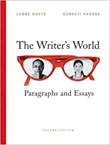 The writers world paragraphs and essays 3rd edition homework math help ilc
