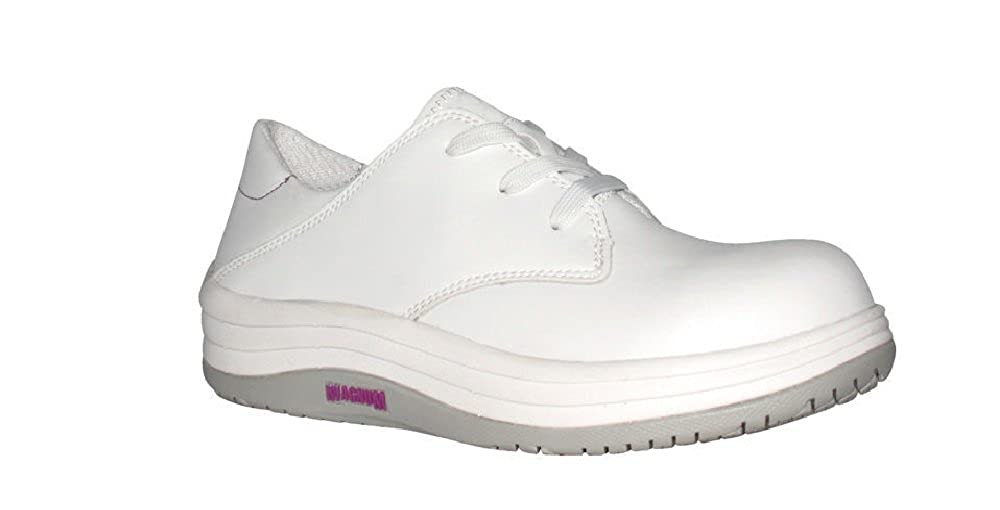Magnum Lily Composite, Women's Safety Shoes, White (4 UK)