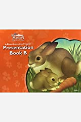 SRA Reading Mastery Signature Edition Presentation Book B (Grade 1) Spiral-bound
