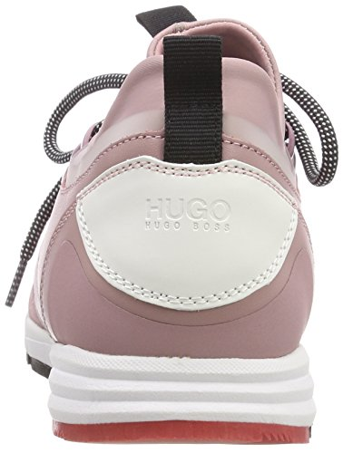 Rose Hugo Femme 651 n dark Pink Sneakers Basses Hybrid Running v4qwrYv