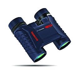 Tasco Off Shore 10x25mm Waterproof Compact Binoculars, Blue