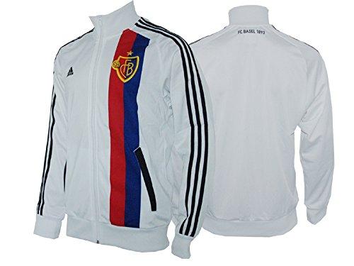 Adidas FC Basel Jacke Sportjacke LIC CW TT Herren