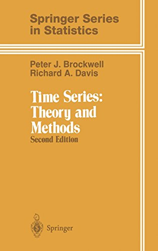 Time Series: Theory and Methods, 2nd Edition
