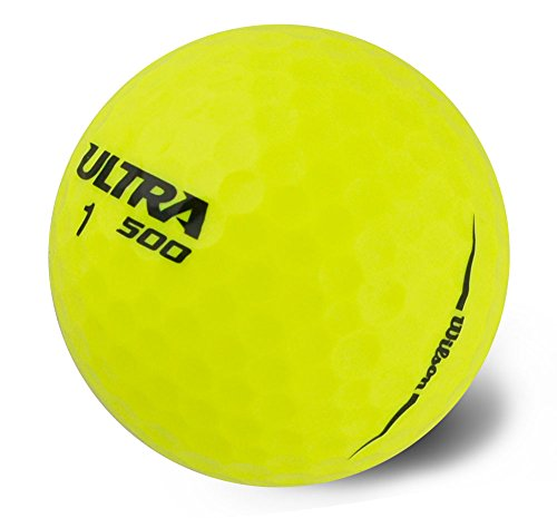 Wilson Ultra 500 Distance Golf Balls