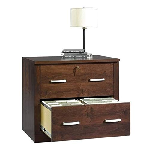 Bowery Hill 2 Drawer File Cabinet in Dark Alder by BOWERY HILL