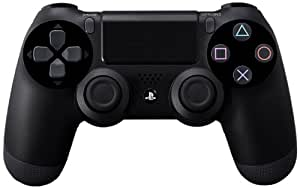 DualShock 4 Controller - Black - PlayStation 4 Controller Edition