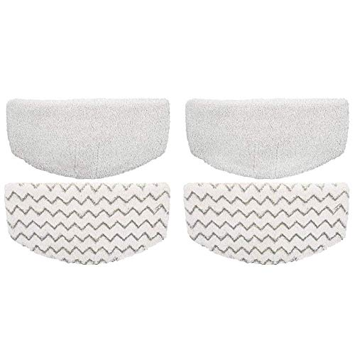 - Ximoon Replacement 4 Steam Mop Pads Replacements for Bissell PowerFresh 1940 1440 1544 Series; Model 19402, 19404, 19408, 1940A, 1940Q, 1940T, 1940W