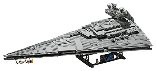 LEGO Star Wars: A New Hope Imperial Star Destroyer 75252 Building Kit (4,784 Pieces)