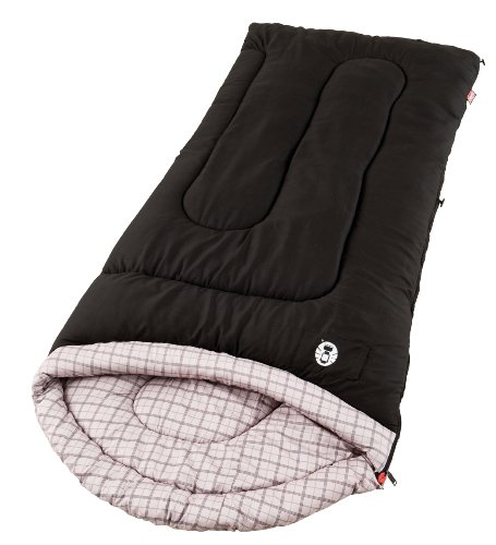 Coleman Richland Cool-Weather Scoop Sleeping Bag, Outdoor Stuffs
