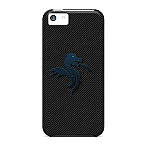 iphone 6plus 6p Plastic cell phone covers stylish Protection fcp dragon