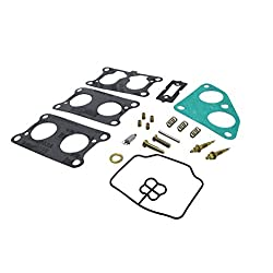 iFJF Carburetor Rebuild Kit for John Deere HPX 4x2