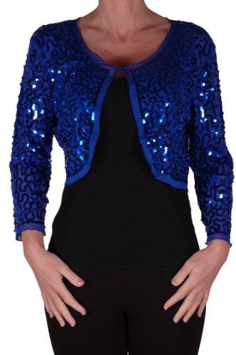 Scarlett Sequin Chiffon Sleeve Cardigan product image