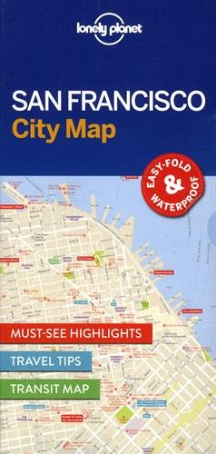 Lonely Planet Francisco Travel Guide