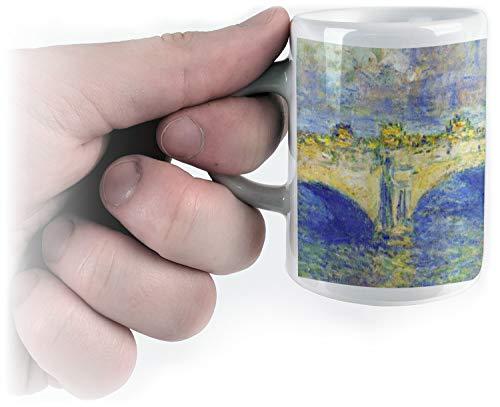 - Waterloo Bridge by Claude Monet Espresso Mug - 3 oz