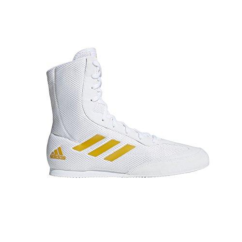 competitive price a9d47 05ffd adidas Box Hog Plus Men's Boxing Shoes, White, US11