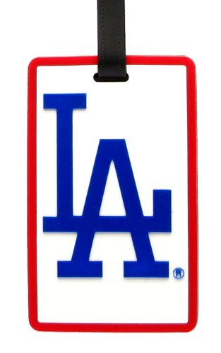 Los Angeles Dodgers - MLB Soft Luggage Bag Tag