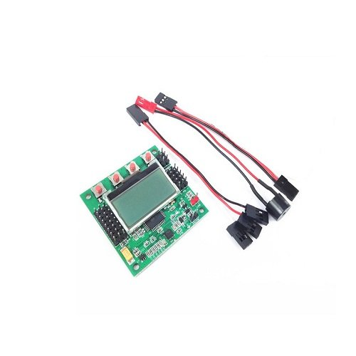 robodo electronics multi-rotor lcd flight control board with 6050mpu and  atmel 644pa for quadcopter: amazon in: industrial & scientific